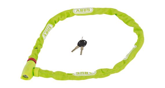 ABUS uGrip Chain 585/100 - Candado de cable - amarillo